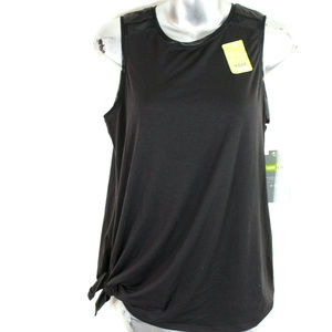Tek Gear DryTek Women's Black Tank Top S Workout
